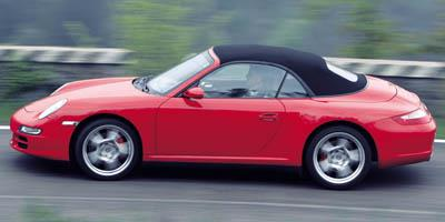 2007 Porsche 911 Prices and Values Cabriolet 2D 4S AWD