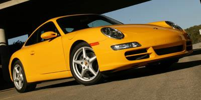 2007 Porsche 911 Prices and Values Coupe 2D