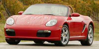 2007 Porsche Boxster Prices and Values Roadster 2D