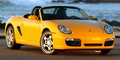 2007 Porsche Boxster Prices and Values Roadster 2D S