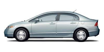 2007 Honda Civic Hybrid Reviews And Ratings