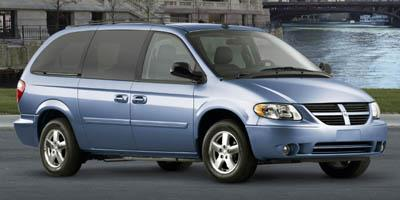 2007 Dodge Caravan Prices and Values Caravan SE