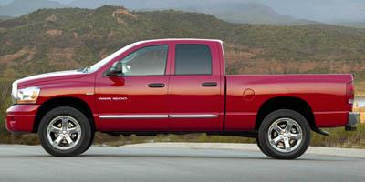 2007 Dodge Ram 1500 Prices and Values Quad Cab ST 4WD