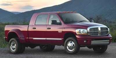 2007 Dodge Ram 3500 Prices and Values Mega Cab SLT 4WD Turbo Diesel