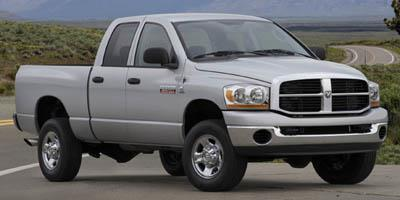 2007 Dodge Ram 2500 Prices and Values Quad Cab Laramie 2WD
