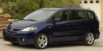 2007 Mazda Mazda5 Prices and Values Wagon 5D GT