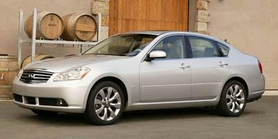 2007 INFINITI M35 Prices and Values Sedan 4D AWD