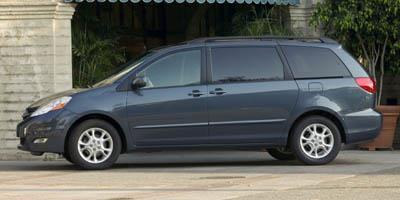 2007 Toyota Sienna Reviews And Ratings Wagon 5d Xle