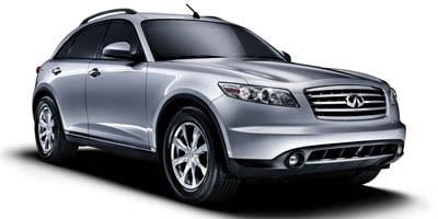 2007 INFINITI FX35 Prices and Values FX35 2WD