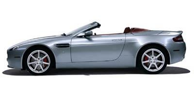 2007 Aston Martin Vantage Prices and Values 2 Door Convertible (sportshift)