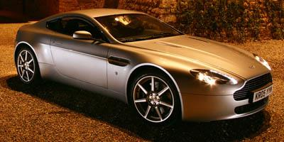 2007 Aston Martin Vantage Prices and Values 2 Door Coupe (sportshift)
