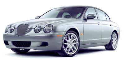 2008 Jaguar S-TYPE Prices and Values Sedan 4D 4.2 R