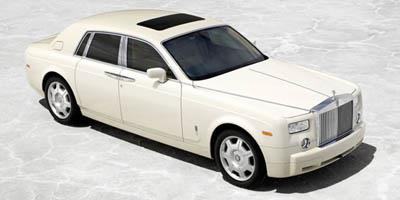 2011 Rolls-Royce Phantom Prices and Values 4 Door Sedan