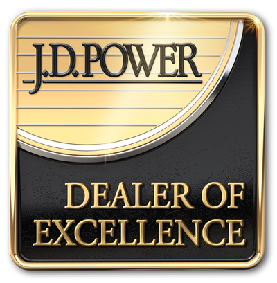 2018 J.D. Power Dealer of Excellence Award