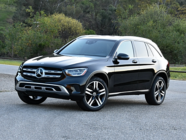 2020 Mercedes-Benz GLC Review | Expert Reviews | J.D. Power