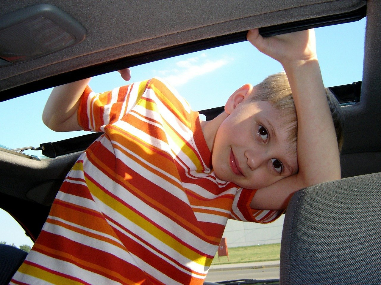 Car Cleaning With Kids